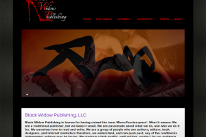Black Widow Publishing