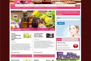 Aromatherapy Corner