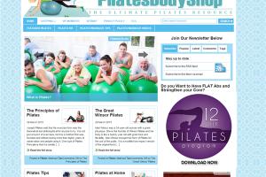 Pilates Body Shop