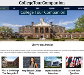 College Tour Companion