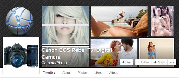 facebook-Canon