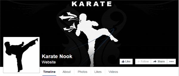facebook-Karate